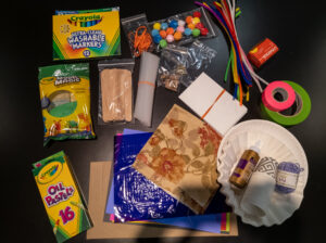 Sample Activity Kit Contents